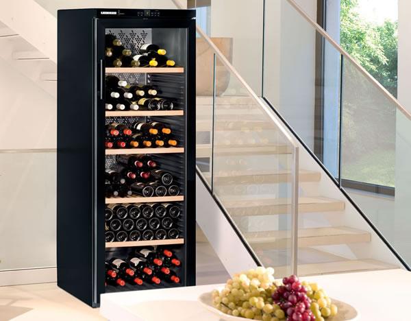 LIEBHERR葡萄酒柜