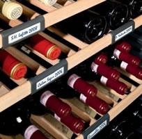 LIEBHERR GrandCru系列酒柜夹式标签系统
