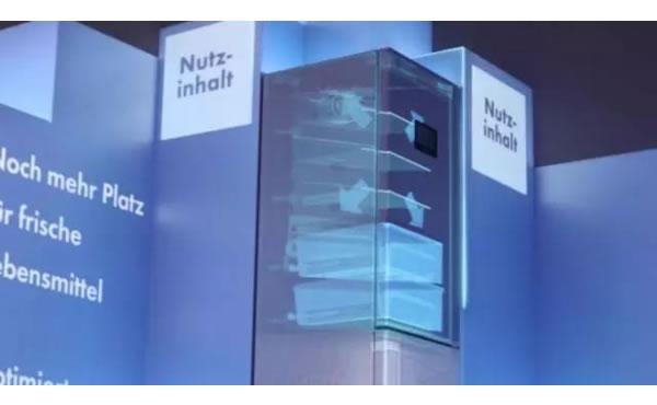 LIEBHERR冰箱设计发展