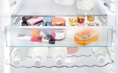 LIEBHERR冰箱VarioSafe多功能冷藏区