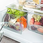 LIEBHERR冰箱SBSbs7353Transparent vegetable bins