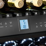 LIEBHERR酒柜WKt 6451 Controllable temperature range