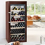 LIEBHERR酒柜WKt 6451 Wine storage cabinets